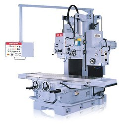Bed Type Vertical with Horizontal Boring & Milling Machine