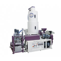 Mini Type Plastic Waste Recycle Machine