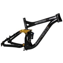 Mountain-Bicycle-Frame