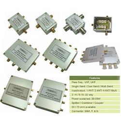 Multiple-RF-Splitters-Combiners