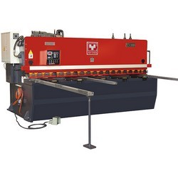 NC Hydraulic Guillotine Shear