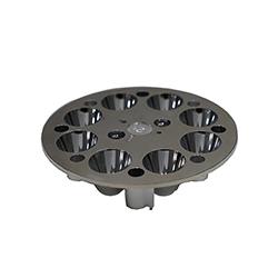 Non-Conductive-Vacuum-Metallization