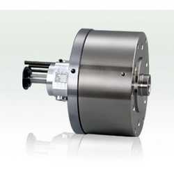 Non-through-hole-rotary-hydraulic-cylinder
