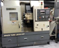 OKUMA-LB300MY-CNC-LATHE