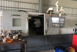 OKUMA-LB4000EX-R-CNC-LATHE2009