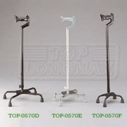 Orthopedic-Handle-Quad-Cane