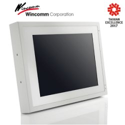 Outdoor Wide Temperature Full IP66 Waterproof Touch Panel PC