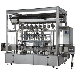 Over-Flow-Filling-Machine