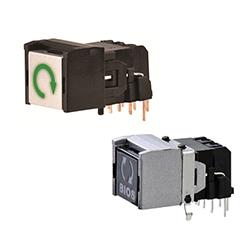 PB613-RF-Series Illuminated Push Switches