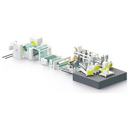 PET-Multi-layer-Film-Production-Extruder-Line