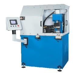 PIPE-END-FORMING-MACHINE