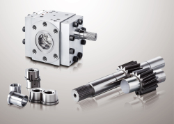 POLYMER-RESIN-GEAR-PUMPS