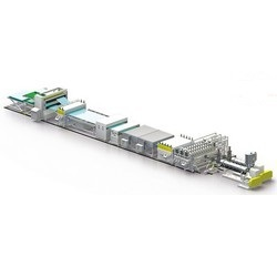 PP-Hollow-Profile-Sheet-Extrusion-Production-Line