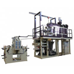 PP Tubular Blown Film Machine