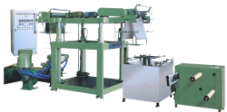 PVC-Heat-shrinkable-Film-Production-Line-