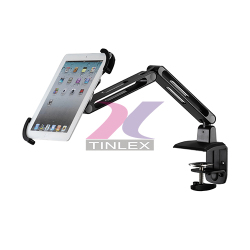 Pad---Tablet-Stand,-Lock-series-with-Clamp-Base--