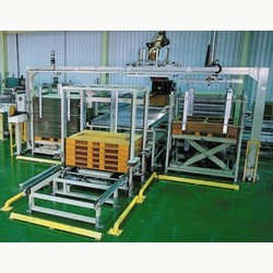 Palletizing-System-Robot-Stacking-System