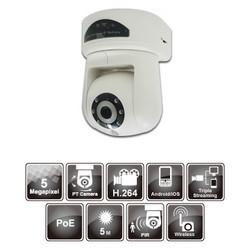 Pan-Tilt-IP-Camera