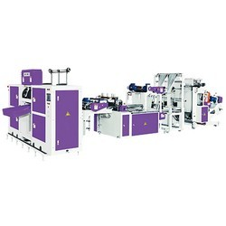 Perforating-Bag-on-Roll-Machine