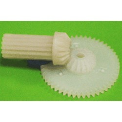 Plastic-Bevel-Gear