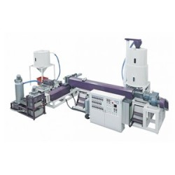 Plastic Film/Bottle Recycle Pelletizing Line