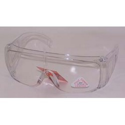 Plastic-safety-glasses