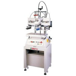 Pneumatic Type Flat Screen Printing Machine
