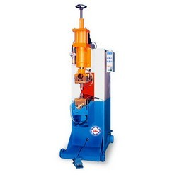 Pneumatic-Type-Raised-Spot-Welder
