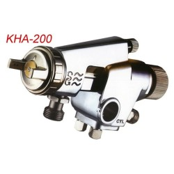 Pressure-Feed-spray-gun