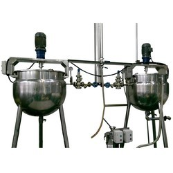 Pulp-Boiling-Machine