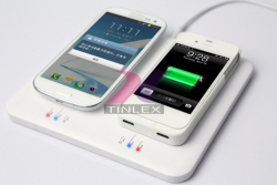 Qi-Compatible-Twin-Wireless-Charger