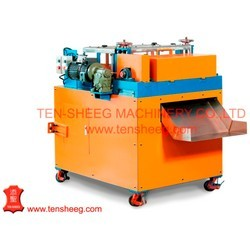 RUBBER--PLASTIC-CHOPPING-MACHINE