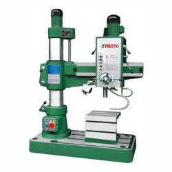 Radial-Drilling-Machine