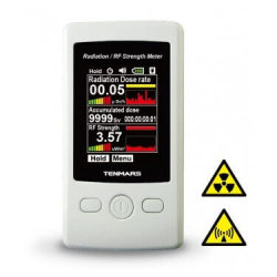 Radiation-RF-strength-Meter