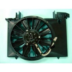 Radiator-and-Condenser-Fan-Assembly-for-VOLVO