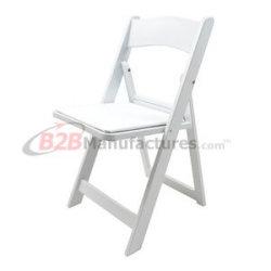 Resin-wedding-chair