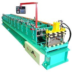 Ridge-Capping-Roll-Forming-Machine