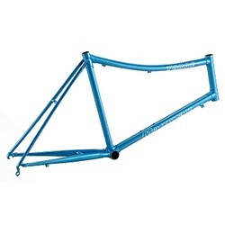STEEL CITY BICYCLE FRAME