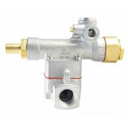 Safety Valves With Flame Failure Device
