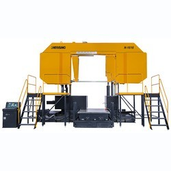 Semi Automatic Band Saw (Column Type)