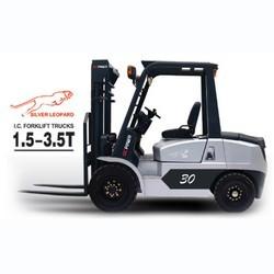 Silver Leopard Series Forklift
