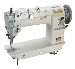 Single-Needle-Flatbed-Sewing-Machine