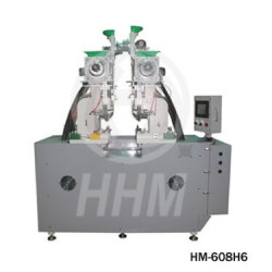 Six-Heads-Hydraulic-press-Riveting-Machine
