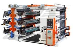 Six-colour-Flexo-printing-machine