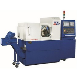 Sliding-Head-CNC-Lathe
