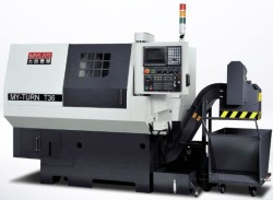 Small-Type-Precision-CNC-Turret-Lathe