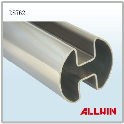 Stainless-Steel-Double-Slot-Round-Tube