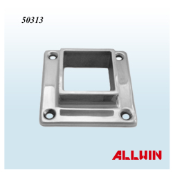 Stainless-Steel-Four-Holes-Square-Full-Flange