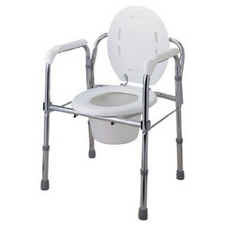 Steel-Folding-Commode-with-Backrest