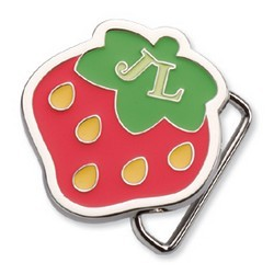 Strawberry-Belt-Buckle